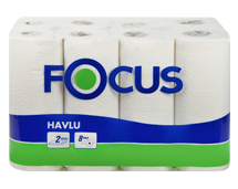 FOCUS 8 Li PAPER TOWELS