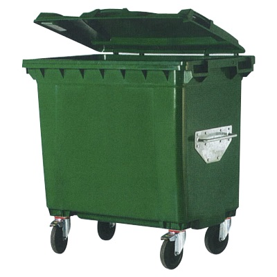 GARBAGE CONTAINER 770 LT