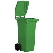 GARBAGE CONTAINER 120 LT