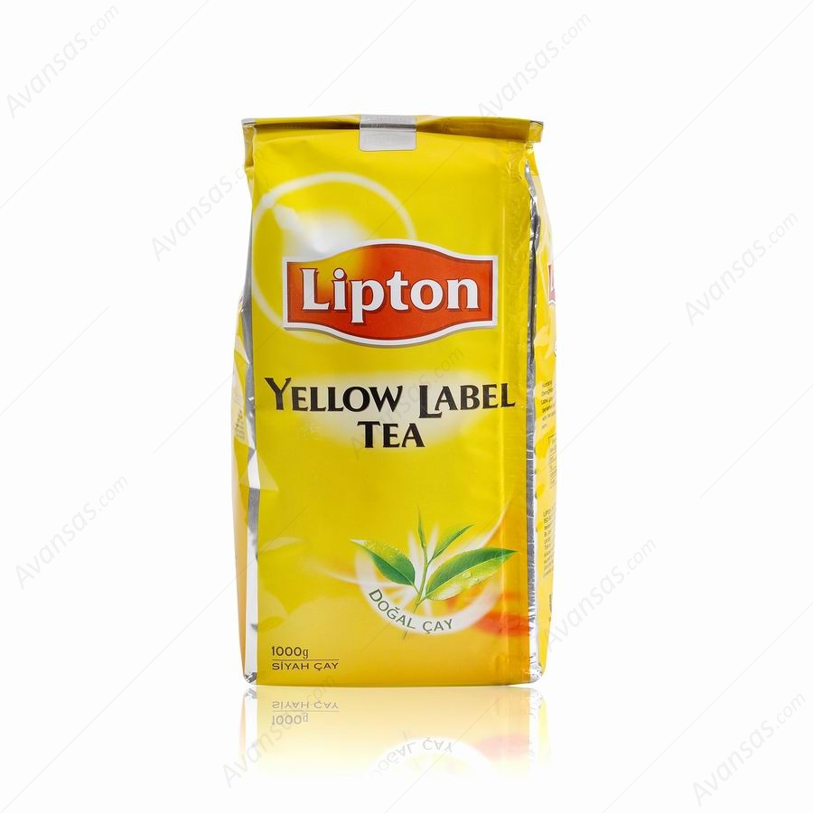 LIPTON YELLOW LABEL TEA BULK