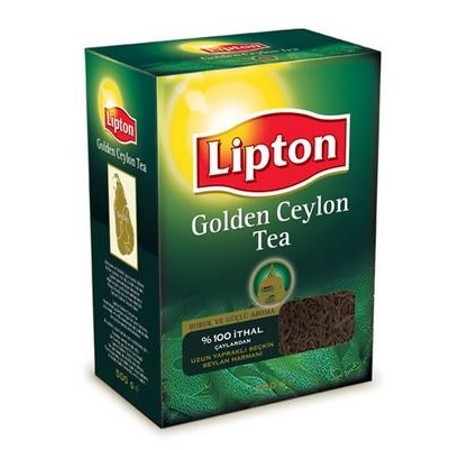 Lipton GOLDEN CEYLON TEA IN BULK