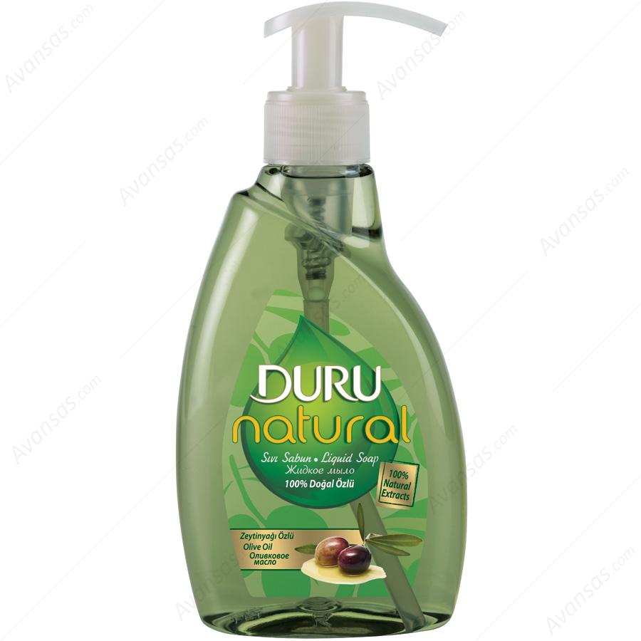 OLIVE OIL AND LAUREL EXTRACT SMELLING HAND SOAP